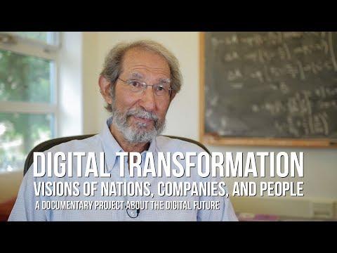Digital Transformation: Interview with Geoffrey West, Professor at Santa Fe Institute