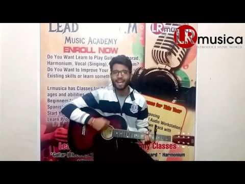 Guitar dheere dheere guitar tabs : Dheere Dheere Dheere Se Meri Zindagi Mein Cover by Sahil Dewan ...