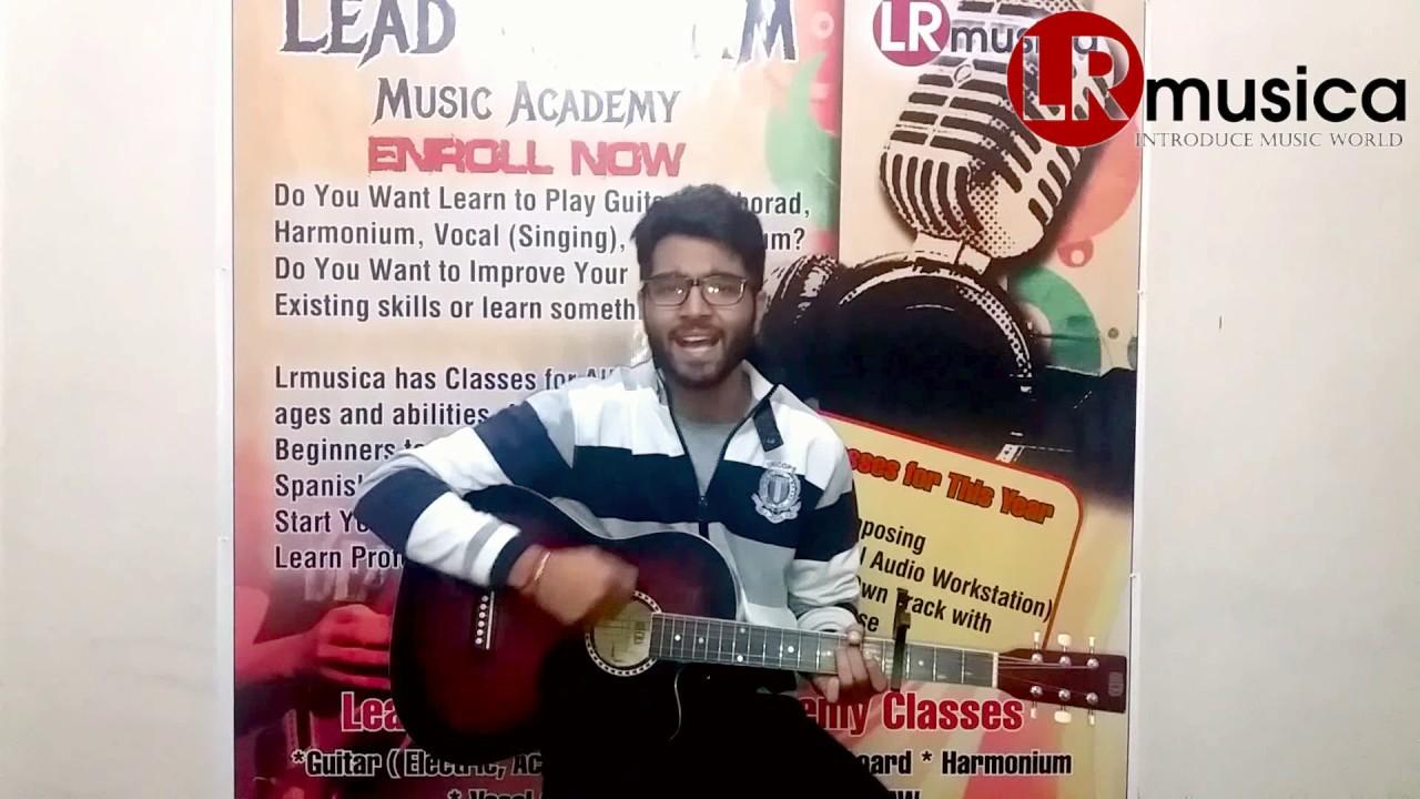 Dheere Dheere Dheere Se Meri Zindagi Mein Cover By Sahil Dewan