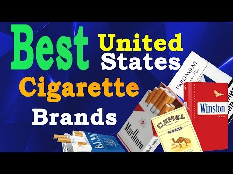 Top 10 Best Cigarettes in USA Including Best Selling Brands ● You Must See This !