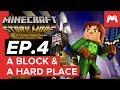 Minecraft: Story Mode - Episode 4: A Block and a Hard Place   Nintendo Switch Gameplay