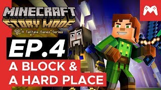 Minecraft: Story Mode - Episode 4: A Block and a Hard Place | Nintendo Switch Gameplay