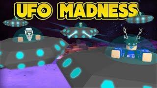 UFO MADNESS! (ROBLOX Jailbreak)
