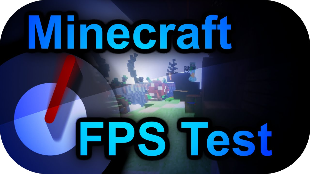 Minecraft FPS Test: GeForce GTX 750Ti, 8GB RAM, Core i5-4460