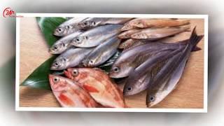 Bị nhiễm thuỷ ngân khi ăn cá