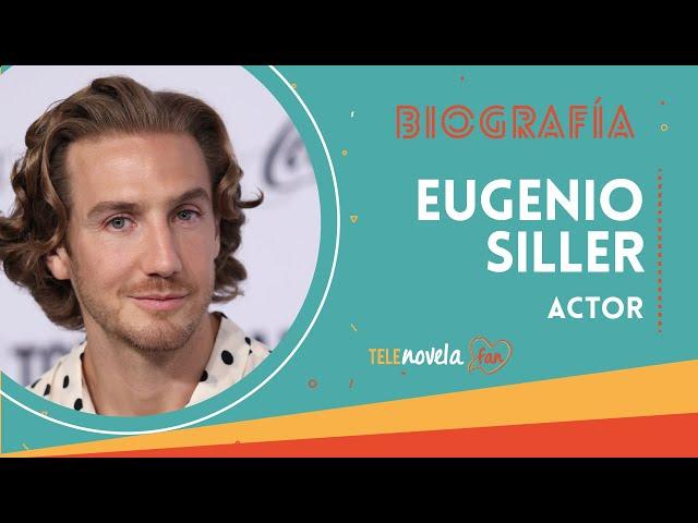 Biografía Eugenio Siller