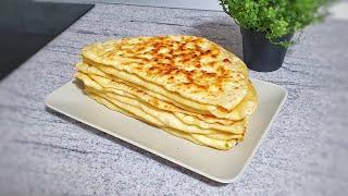Plăcinte cu brânză la tigaie  Skillet cheese pie (Eng. Sub.)  Dulcinele