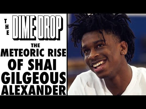 The Meteoric Rise of Shai Gilgeous Alexander - Player Analysis / Scouting Reel