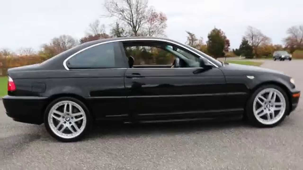 SOLD~~2004 BMW 330Ci For Sale~Black on Black~Sport Pkg~6 Speed ...