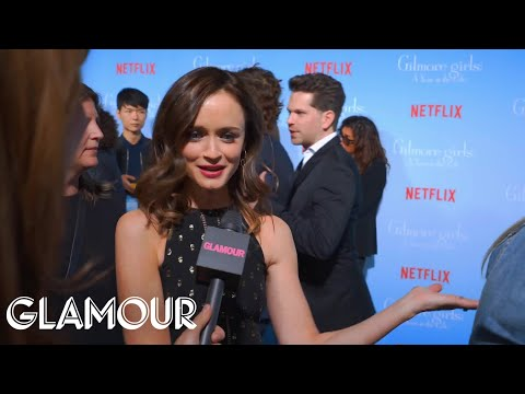 The Cast of Gilmore Girls Face Off in the Ultimate Speed-Talking Test | Glamour