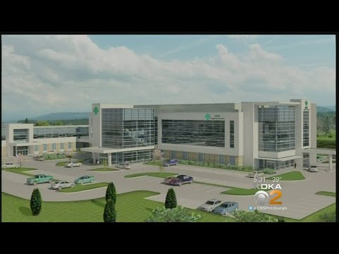 Allegheny Health Network To Build 1st Of 4 New Hospitals In Hempfield Township
