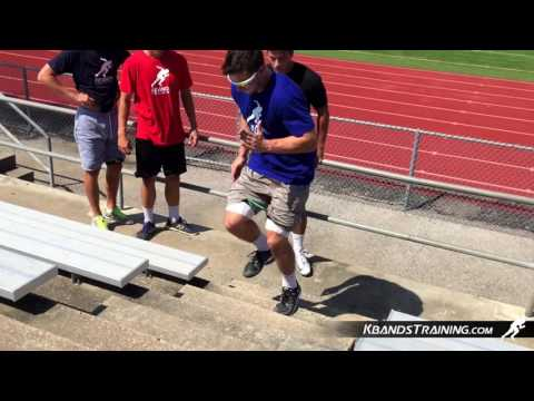 Stair Speed Workouts and Leg Exercises