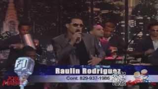 Raulin Rodriguez - Se Me Salen Las Lagrimas
