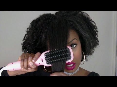 brosse lissante abime les cheveux