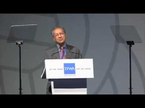 Mohamad Mahathir: Euro and Relations With China