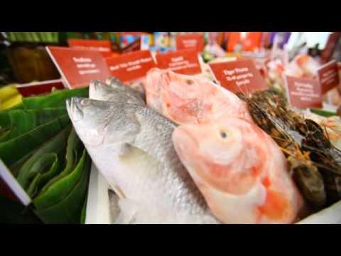 Scoop world chef การแข่งขันทำอาหารไทยชิงแชมป์โลกครั้งที่ 1