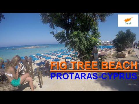 Fig Tree Beach, Cyprus In September • Фиг Три Бич, Кипр в сентябре
