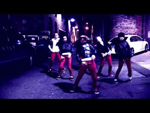 "RNG - ""City is Mine"" by Drake - clip from Kolanie Marks choreo reel"