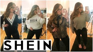 SHEIN PLUS SIZE CLOTHING HAUL | WILL IT FIT???