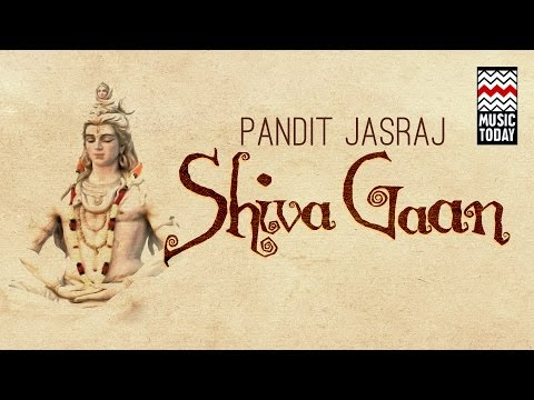 Shiva Gaan I Audio Jukebox I Vocal I Devotional | Pandit Jasraj