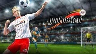 Goalunited (Гоалюнайтед): видео обзор симулятора футбольного менеджера.