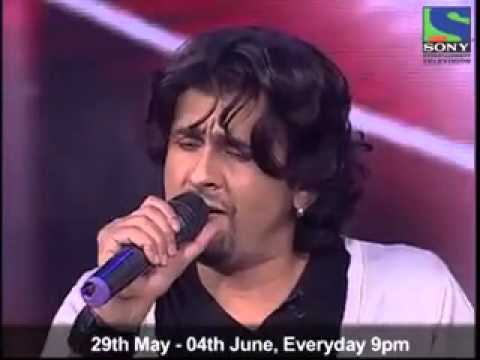 """Sonu Nigam and Shreya Ghoshal performs a romantic song """" Aise chale jab hawa"""""""