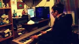 Ai Se Eu Te Pego - Michel Teló (HD Piano Cover)