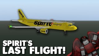 Spirit's Last Flight! | Roblox