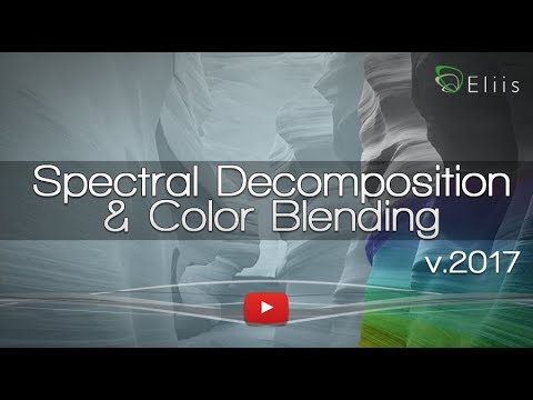 Tutorial  Spectral Decomp & color blending