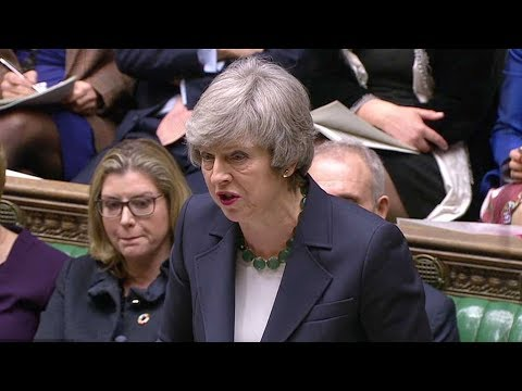 Theresa May under fire over rumors of possible Brexit delay