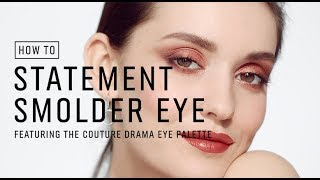 How To: Smoldering Copper Eye Tutorial using the NEW Couture Drama Eye Palette