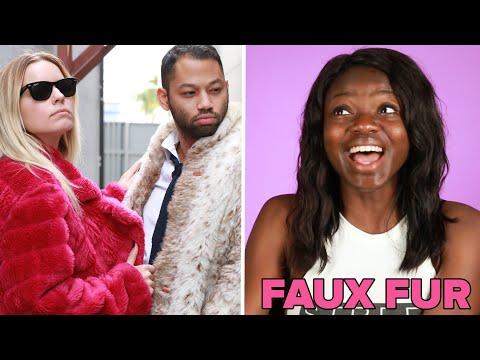 Download Youtube: People Who Hate Fur Wear Faux Fur
