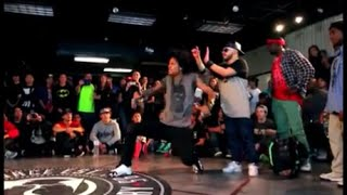Favorite Larry Freestyles: Past to Present | Les Twins