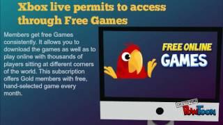 Advantages of xbox live 12 months Subscription