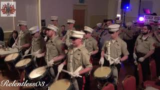 Drumderg Loyalists Full Clip Clogher P B Indoor 23 02 19