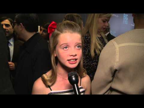 Big Eyes: Delaney Raye Red Carpet Premiere