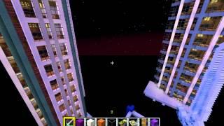 Minecraft Dubai City
