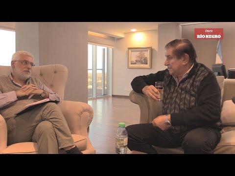 Entrevista a Guillermo Pereyra por Diario Río Negro
