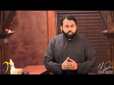 Khutbah: Mastering the Art of Patience ~ Dr. Yasir Qadhi | 26th June 2015