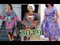 New Ankara Fashion Styles 2019 : Stylish Ankara And Aso ebi Styles Collection