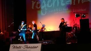 Regentanz -Sei Hier-Jan Plewka Cover - Live in Frankenberg