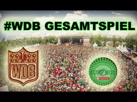 Gesamtspiel Auf der Vogelwiese Woodstock der Blasmusik #WDB
