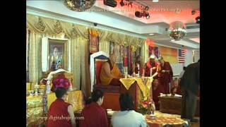 Drikung Phowa Chenmo by His Holiness Gyalwa Drikung Pa Part1