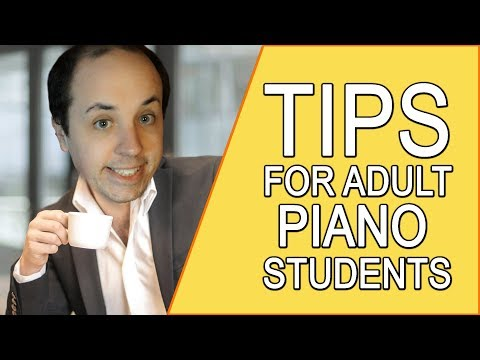 The Keys to Learning Piano as an Adult