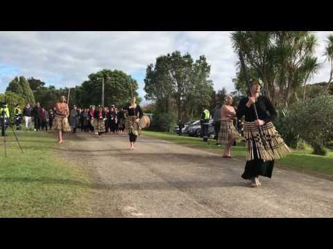 He Puanga Haeata - the Parihaka-Crown Reconciliation Ceremony