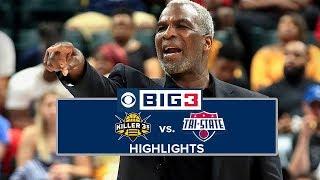 Season 3 Week 1 | Highlights | Killer 3s vs. Tri State