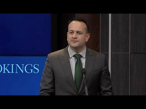 Ireland in Europe and the world: A conversation with Irish Taoiseach Leo Varadkar - Part 1