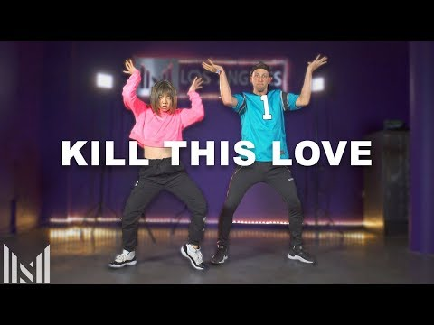 "BLACKPINK - ""Kill This Love"" Dance  Matt Steffanina ft Bailey Sok"