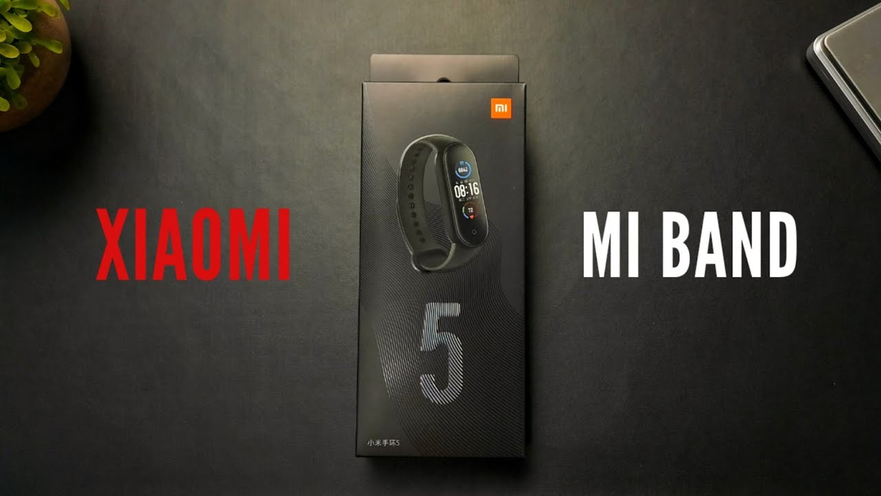 XIAOMI MI BAND 5 - UNBOXING and COMPARE (INDONESIA)