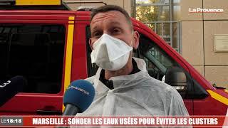 Le 18:18 - Marseille : sonder les eaux usées pour lutter contre la propagation du Covid-19